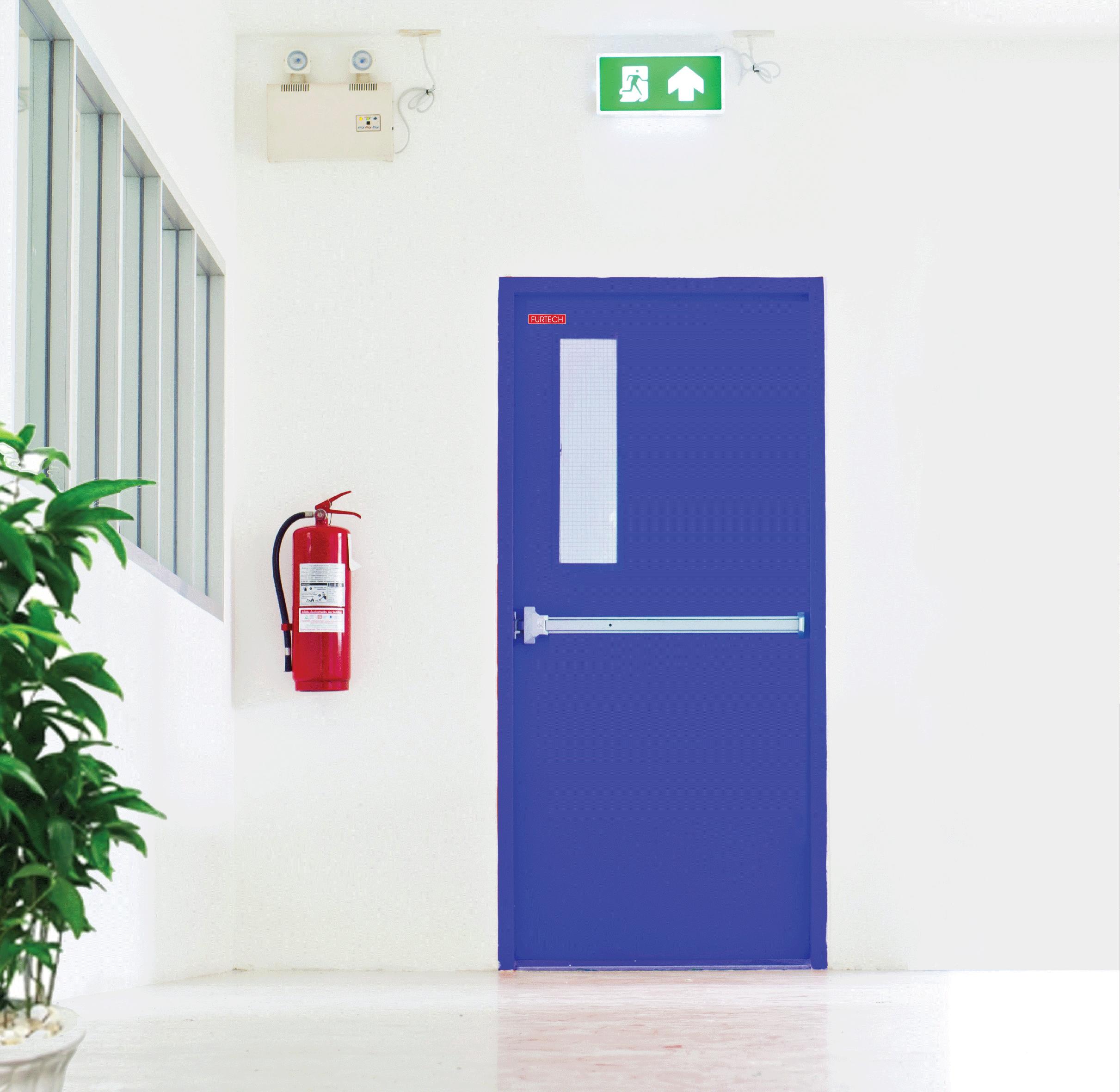 Bảo trì, bảo dưỡng cửa chống cháy định kỳ sẽ giúp cửa hoạt động tốt