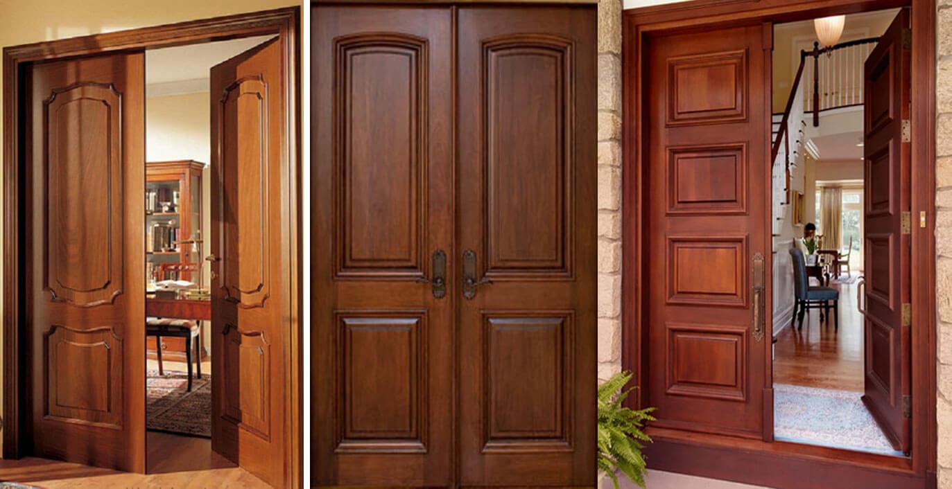 Cửa chống cháy vân gỗ hay cửa gỗ tự nhiên sẽ tốt hơn?