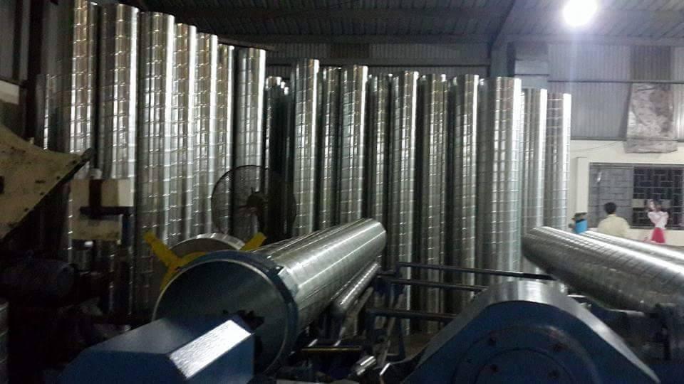 Đâu là địa chỉ cung cấp ống thông gió uy tín, chất lượng tại Hà Nội?