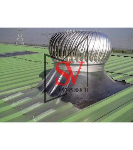 Quả cầu thông gió Sơn Việt D900 inox 304